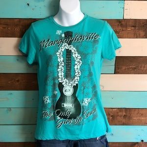 Margaritaville The Woman to Blame Graphic T Shirt